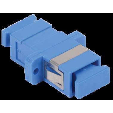 ITK FC1-SCUSCU1C-SM  Проходной адаптер SC-SC, (SM/MM), UPC, (Simplex)