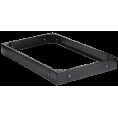 ITK BS05-1H61 Цоколь для напольных шкафов высота 100мм 600х1000мм черный