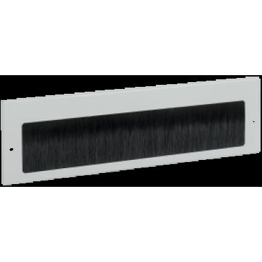 ITK BE35-390-115M Щеточный кабельный ввод 390х115мм серый