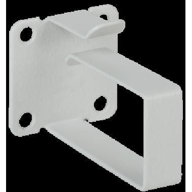 ITK CR35-7044-PL Кольцо кабельное 70x44мм с площадкой серое (4шт/компл)