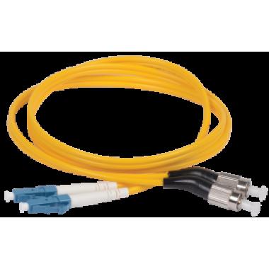 ITK Оптический коммутационный переходной шнур (патч-корд), SM, 9/125 (OS2), FC/UPC-LC/UPC, (Duplex), 100м
