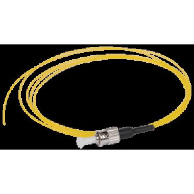 ITK FPT09-FCU-C1L-1M5 Оптический коммутационный монтажный шнур (пигтеил), (SM), 9/125 (OS2), FC/UPC, LSZH, 1,5м