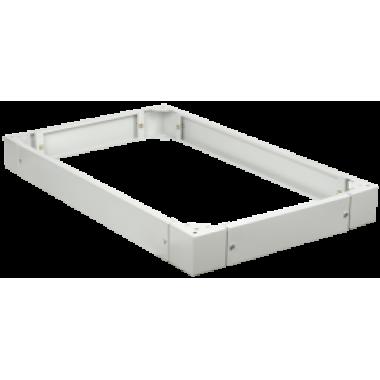 ITK BS35-1H61 Цоколь для напольных шкафов высота 100мм 600х1000мм серый