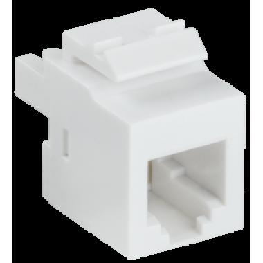 ITK CS1-3C03U-12 Модуль Keystone Jack категория 3 RJ12 UTP 110 IDC 180 градусов