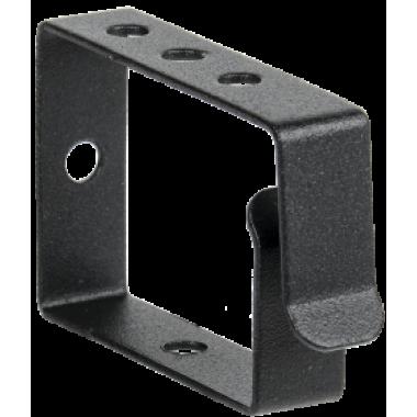 ITK CR05-7044 Кольцо кабельное 70x44мм черное (4шт/компл)