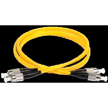 ITK FPC09-FCU-FCU-C2L-100M  Оптический коммутационный соединительный шнур (патч-корд), SM, 9/125 (OS2), FC/UPC-FC/UPC, (Duplex), 100м