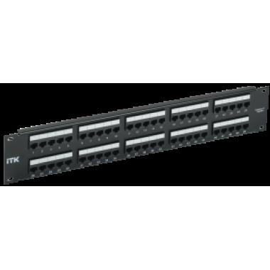 ITK PP50-2UC03U-110 2U телефонная патч-панель кат.3 50 портов 110 IDC