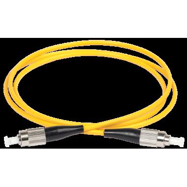 ITK FPC09-FCU-FCU-C1L-10M  Оптический коммутационный соединительный шнур (патч-корд), SM, 9/125 (OS2), FC/UPC-FC/UPC, (Simplex), 10м