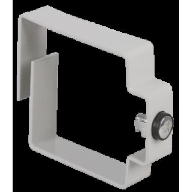 ITK CR35-8080 Организатор кабельное кольцо 80х80мм серый