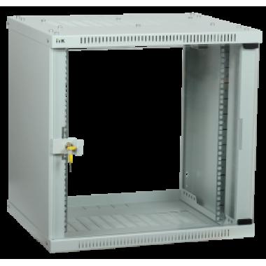 ITK LWE3-06U53-GF Шкаф настенный LINEA WE 6U 550x350мм дверь стекло серый