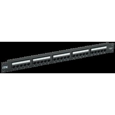 ITK PP25-1UC03U-110 1U телефонная патч-панель кат.3 25 портов 110 IDC