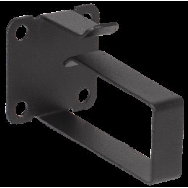 ITK CR05-5044-PL Кольцо кабельное 50x44мм с площадкой черное (4шт/компл)