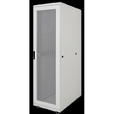 """ITK LS35-42U82-PPZ-1 Шкаф серверный 19"""" LINEA S 42U 800х1200мм перфорированные двери серый (часть 1)"""