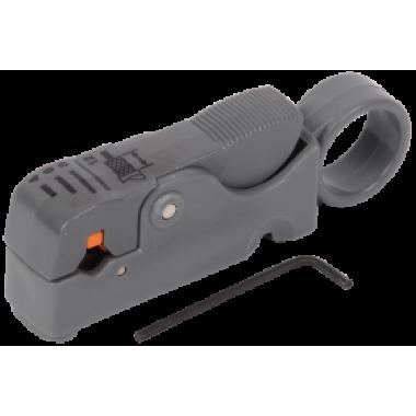ITK Инструмент для зачистки и обрезки коаксиального кабеля